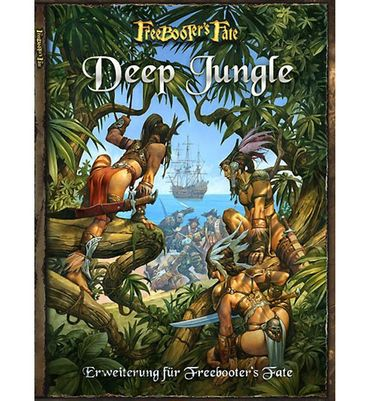 Freebooter's Fate Erweiterung Deep Jungle (Deutsch)