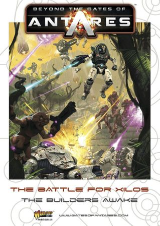 The Battle for Xilos Antares Supplement (Englisch)
