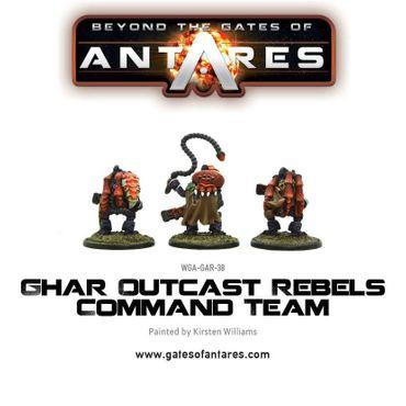 Ghar Outcast Rebels Command Team – Bild 2