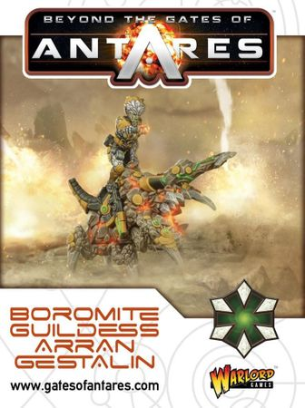 Boromite Guildess Arran Gestalin – Bild 1