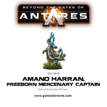 Amano Harran Freeborn Mercenary Captain – Bild 4