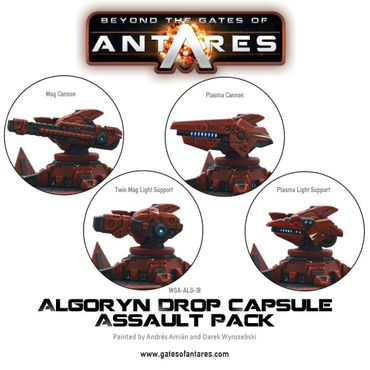 Algoryn Drop Capsule Assault Pack – Bild 5