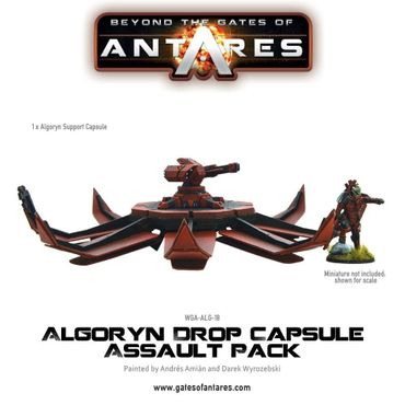 Algoryn Drop Capsule Assault Pack – Bild 3