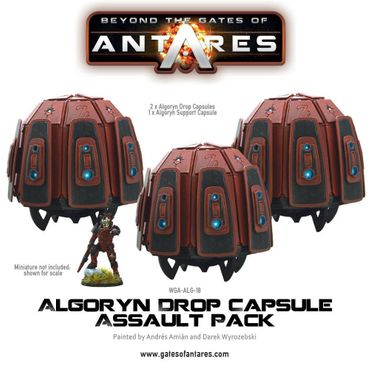 Algoryn Drop Capsule Assault Pack – Bild 4