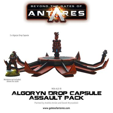 Algoryn Drop Capsule Assault Pack – Bild 2