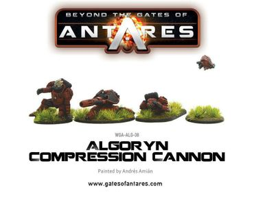 Algoryn Compression Cannon – Bild 1