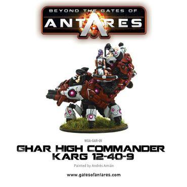 Ghar High Commander Karg 12-40-9 – Bild 2