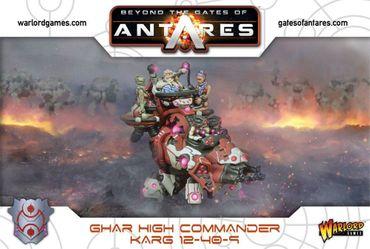 Ghar High Commander Karg 12-40-9 – Bild 1