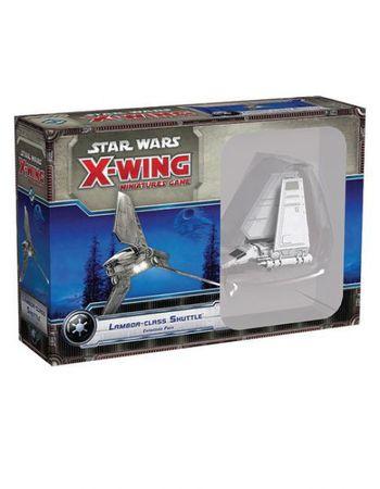 Star Wars X-Wing Raumfähre der Lambda-Klasse Erweiterung (Deutsch)