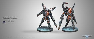 Combined Army Xeodron Batroids