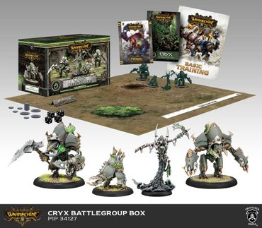 Cryx Battlegroup Starter MK3 (Deutsch)