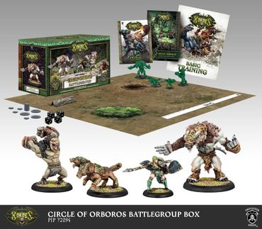Circle Orboros Battlegroup Starter MK3 (Deutsch)