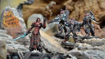 Combined Army Onyx Contact Force 300 Pts. Pack – Bild 6
