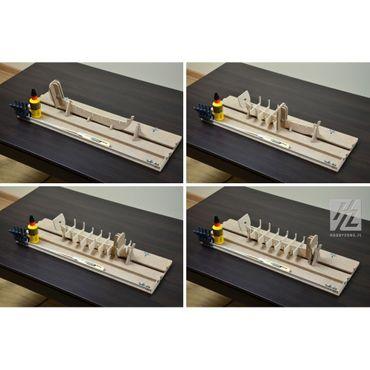Kleine Schiffswerft / Helling für Schiffsmodellbau (Small Building Slip) – Bild 6