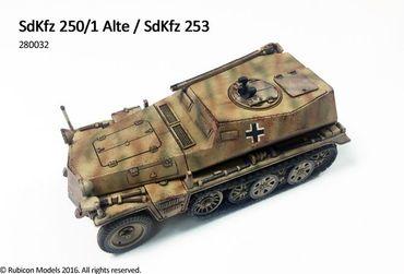 SdKfz 250/1 Alte / SdKfz 253 1/56 (28mm) – Bild 2
