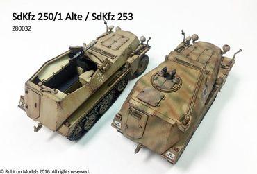 SdKfz 250/1 Alte / SdKfz 253 1/56 (28mm) – Bild 5