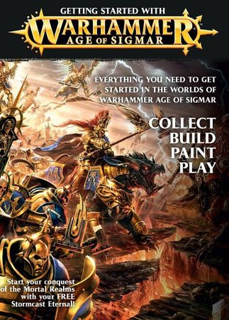 Getting Started with Age of Sigmar (Deutsch)