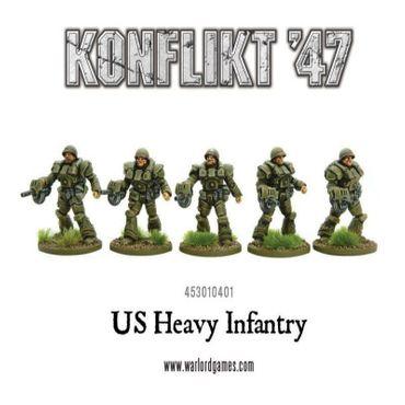 Konflikt 47 US Army Starter Set – Bild 4