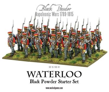 Waterloo - Black Powder Starter Set (Englisch) – Bild 6