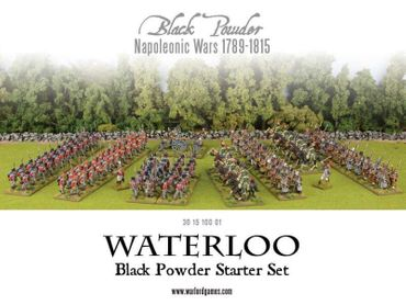 Waterloo - Black Powder Starter Set (Englisch) – Bild 2