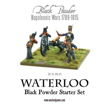 Waterloo - Black Powder Starter Set (Englisch) – Bild 8
