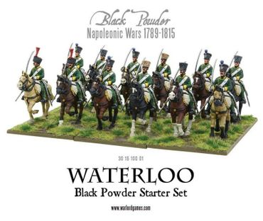 Waterloo - Black Powder Starter Set (Englisch) – Bild 7