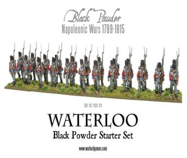Waterloo - Black Powder Starter Set (Englisch) – Bild 5