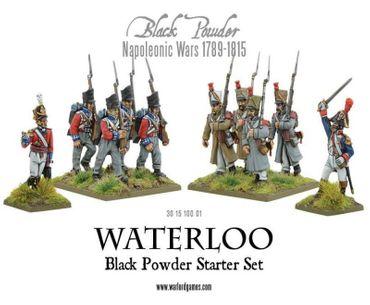 Waterloo - Black Powder Starter Set (Englisch) – Bild 3