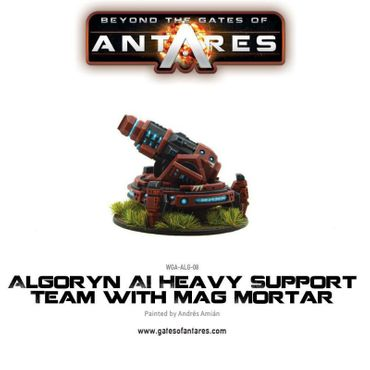 Algoryn AI Heavy Support Team Mag Mortar – Bild 2