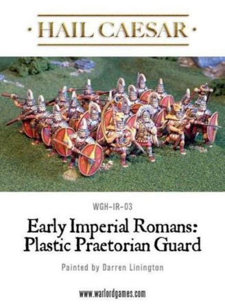Early Imperial Roman Praetorian Guard 28mm – Bild 3