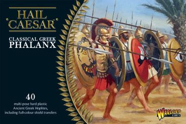 Classical Greek Phalanx 28mm – Bild 1