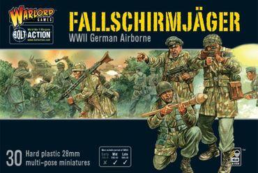 Fallschirmjäger German Airborne 28mm