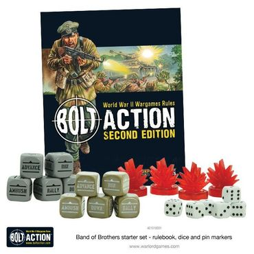 Bolt Action 2 Starter Set Band of Brothers 28mm (Englisch) – Bild 7