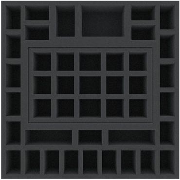 Schaumstoffeinlage 50 mm für Zombicide Black Plague Wulfsburg Box – Bild 3