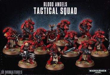 Blood Angels Taktischer Trupp