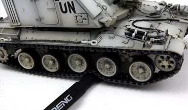 Meng French Auf1 TA 155mm SELF-Propelled Howitzer 1/35 – Bild 7