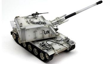 Meng French Auf1 TA 155mm SELF-Propelled Howitzer 1/35 – Bild 4