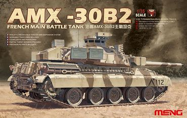 Meng French Main Battle Tank AMX-30 B2 1/35
