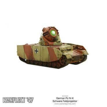 Konflikt 47 German Panzer IV-X – Bild 1