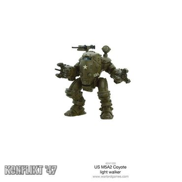 Konflikt 47 Allied Coyote / Guardian Light Walker – Bild 2