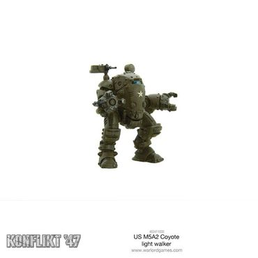 Konflikt 47 Allied Coyote / Guardian Light Walker – Bild 1