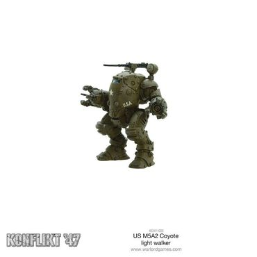 Konflikt 47 Allied Coyote / Guardian Light Walker – Bild 3