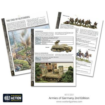 Armies of Germany 2nd Edition (Englisch) – Bild 3