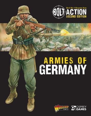 Armies of Germany 2nd Edition (Englisch) – Bild 1