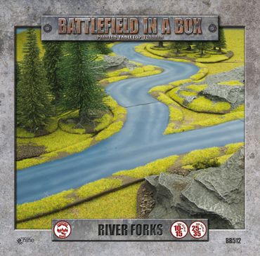 Battlefield in a Box River Fork – Bild 1