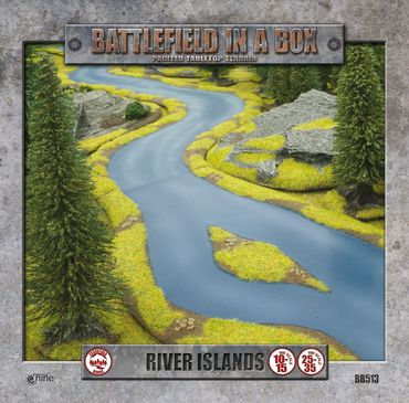 Battlefield in a Box River Island – Bild 1