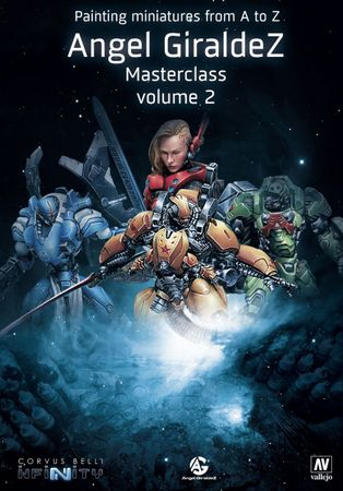 Angel Giraldez Masterclass Volume 2 + Exclusive Miniature (Englisch)