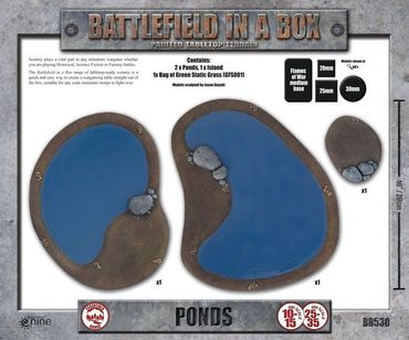 Battlefield in a Box Ponds – Bild 2