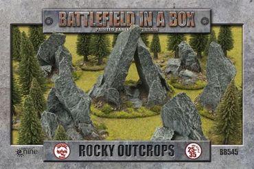 Battlefield in a Box Rocky Outcrops
