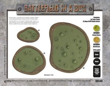 Battlefield in a Box Toxic Pools – Bild 2